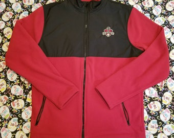 Red and black Philadelphia Phillies fleece (like new)