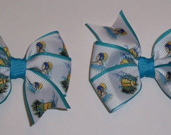 Water Polo Bow Set