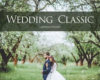 Lightroom wedding presets/Professional 30 Wedding Lightroom presets