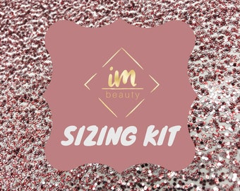 I.M. Beauty Nail Sizing Kit
