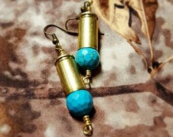 9mm Casing Earrings