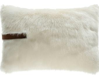 Fun Faux Fur Pillow