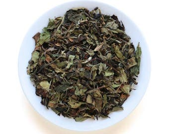 Pai Mu Tan Loose Leaf White Tea (2oz)