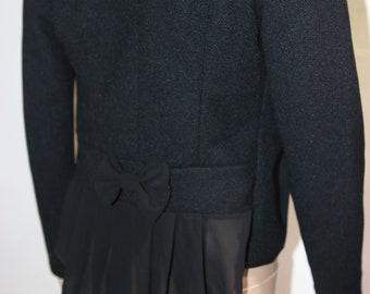 Pleated waistcoat Vintage Style