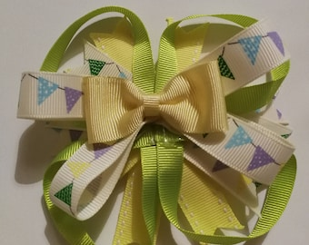 Easter Bowtique hairbow