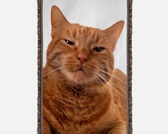 Majestic Ginger Cat