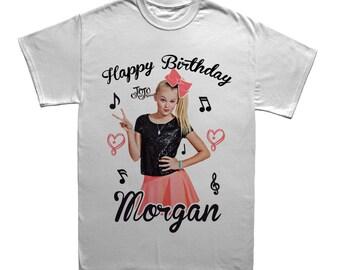 Jojo Siwa Custom Birthday T-shirt-5