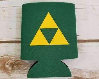 Triforce - Can Cooler - Zelda