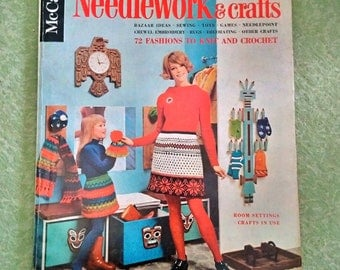 McCall's Needlework and Crafts Winter 1968-69