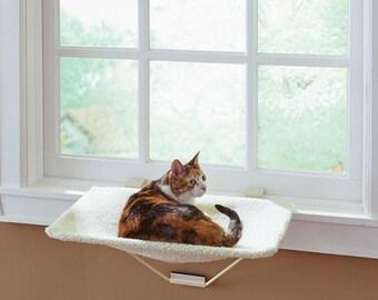 patent pending tabbynapper    cat window perch hammock cat hammock   etsy  rh   etsy