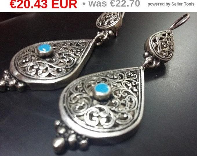 Jewelry Bijoux earrings style silver Berber silver berber silver earrings gift jewelry for her