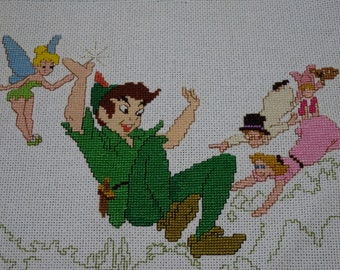 Peter Pan Cross Stitch