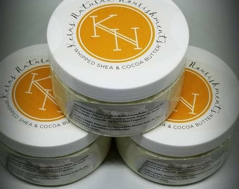 4oz Body Butters