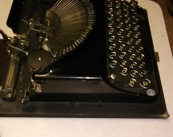 Remington Portable Model 3 Typewriter
