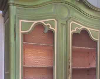 Antique Englush Cabinet