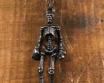 Memento - Electroformed Skeleton