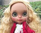 SALE! Custom Blythe Doll OOAK - Juliette