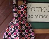 Reserved for Pamela- Bold And Flirty Everyday Housewife Apron