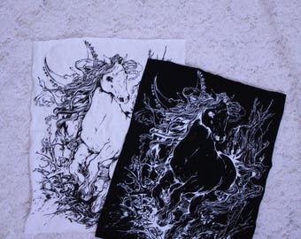 heavy horse // backpatch