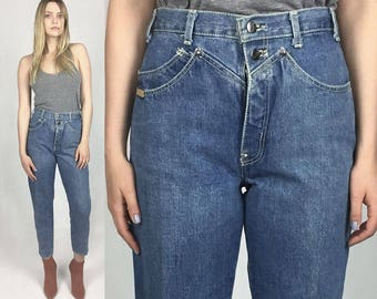 Vintage 80s Gitano High Waist Jeans
