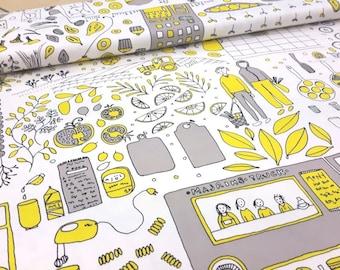 Family Life - IKEA Daggskal Cotton Fabric