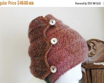 First Fall Sale - 15% Off PODA - Messy Bun Wrap Hat - Winter Headband. Headband, headwrap, bun hat, women's fashion, winter, boho, button, h