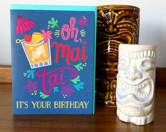 Mai Tai Birthday
