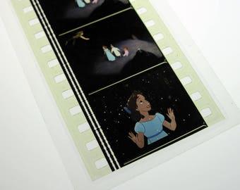 Peter Pan Bookmark - Recyled Film Strip