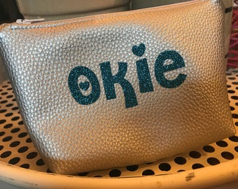 Okie Faux Leather Bag