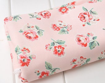 4720 - Cath Kidston Ashdown Rose (Pink) Cotton Canvas Fabric - 57 Inch (Width) x 1/2 Yard (Length)