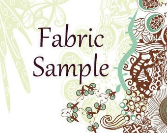 Fabric Swatch Reserved for Leah Miller