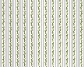 Anne of Green Gables Christmas - Stripe Gray (C6494-Gray)
