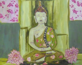 Buddha (print)