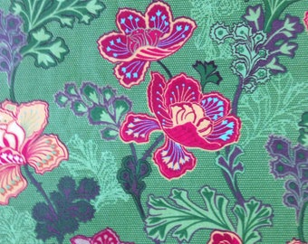 1 yard of Floral Home Decor Fabric (44 inches wide)
