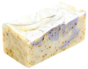 Lavender Peppermint Essential Oil Goat Milk Soap