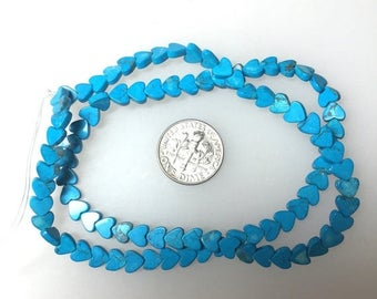 OnSale Howlite dyed to look like Turquoise