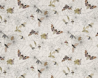 A Ghastlie Web Natural Color ~ The Ghastlies Alexander Henry Cotton