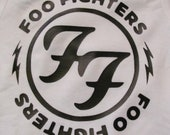 Foo Fighters Infant One Piece Outfit Free Shipping