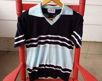 Vintage 1970's Fruit of the Loom Acrylic Sweater