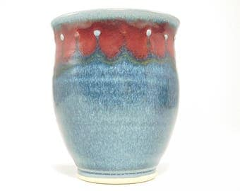 Stoneware Cup - Ceramic Cup - Pottery Cup - Handmade Cup - Clay Cup - Handmade Ceramic Cup - Handmade Pottery Cup -Handmade Tumbler -InStock