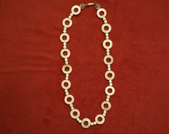 Funky-Fun Pink Necklace