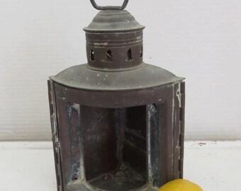 Nautical Brass Ship's Lantern