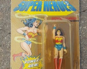 DC Comics Wonder Woman with Power Arm