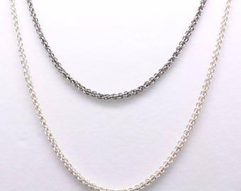 Simple Elegant Chains