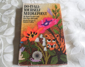 Do-It-All-Yourself Needlepoint by Joan Scobey 1971