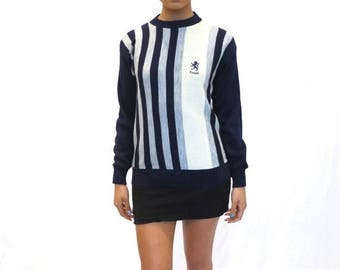 40% SUMMER SALE The London Lion Striped Sweater