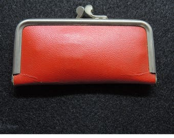 Vintage Manicure Kit, Purse Size Manicure Set, German Scissors