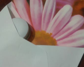 Botanical Valentines - with lip balm gift