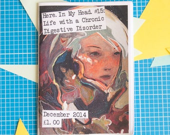 Here. In My Head. - issue 15 zine / perzine