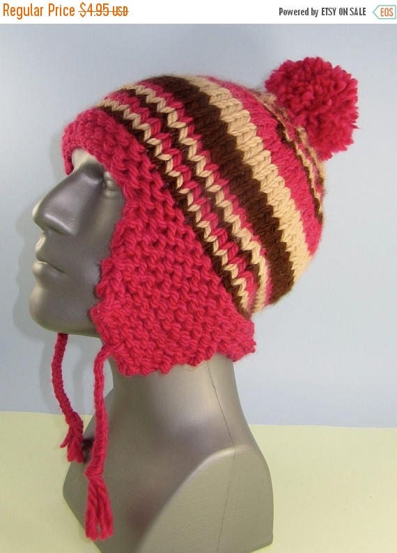 Knitting Pattern Peruvian Hat : 40% OFF SALE Digital file Pdf Download knitting pattern ...